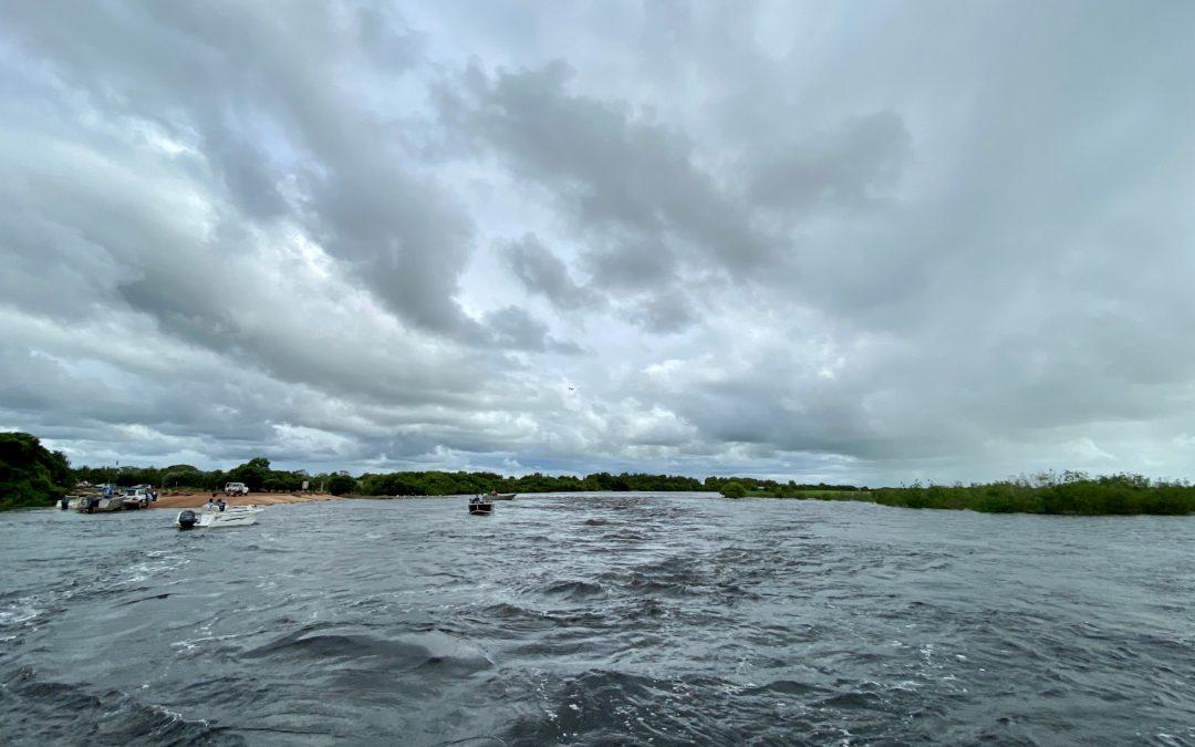 What a Wet! Big rainfall totals & big Barra