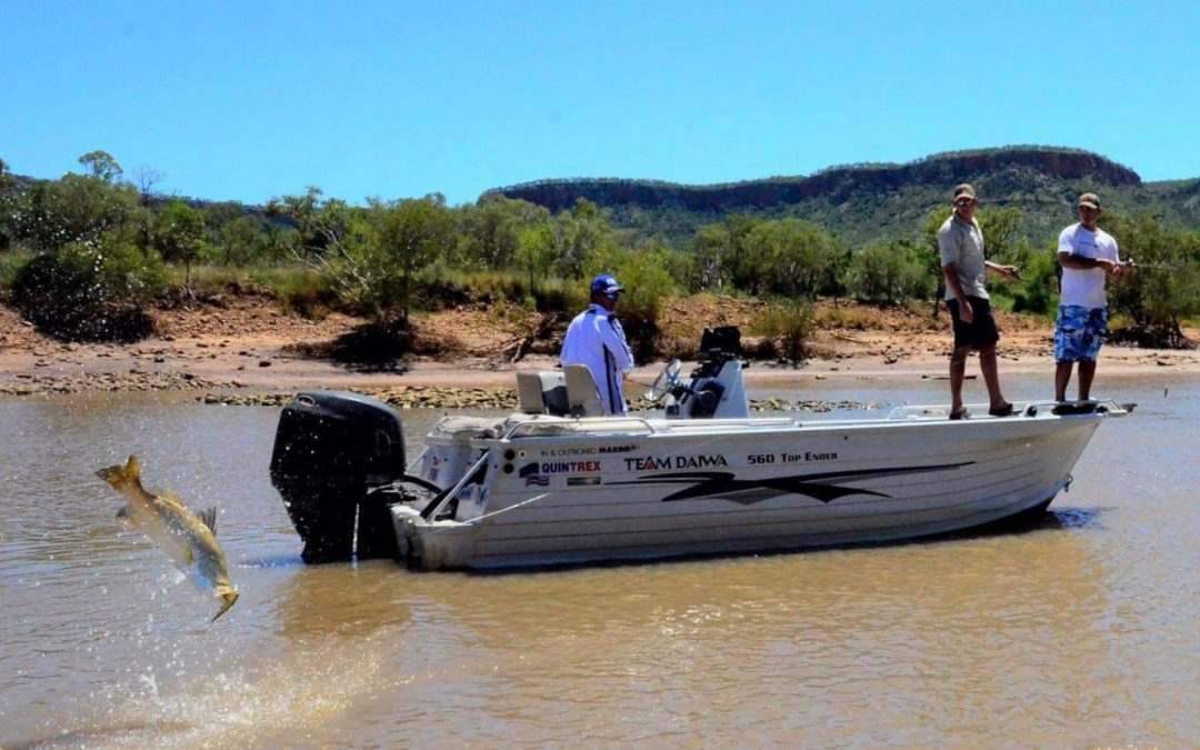Anglers jump for joy as Federal Government restores access to the Angalarri River following AFANT advocacy